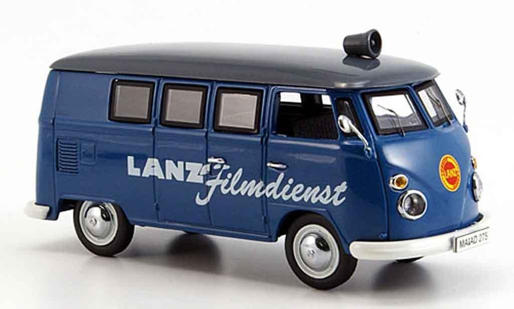 Volkswagen Combi 1/43 Schuco t 1 lanz filmdienst miniature