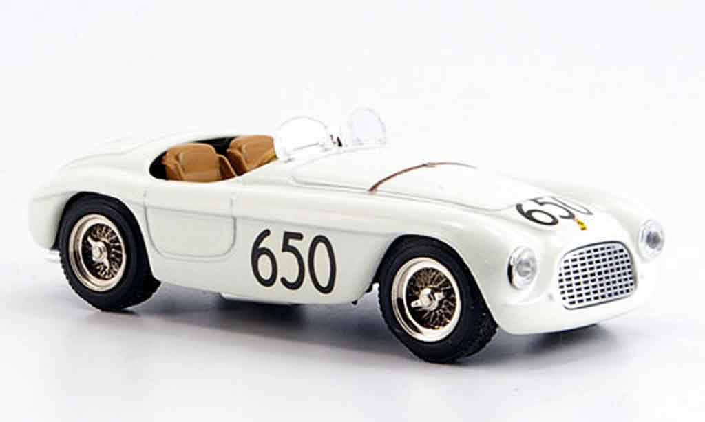 Ferrari 166 1950 1/43 Art Model spider no.650 marzotto crist miniature