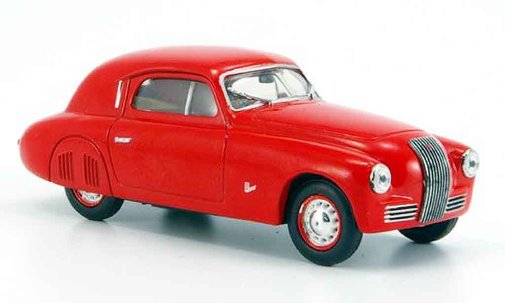 Fiat 1100 1948 1/43 Starline S rouge  miniature