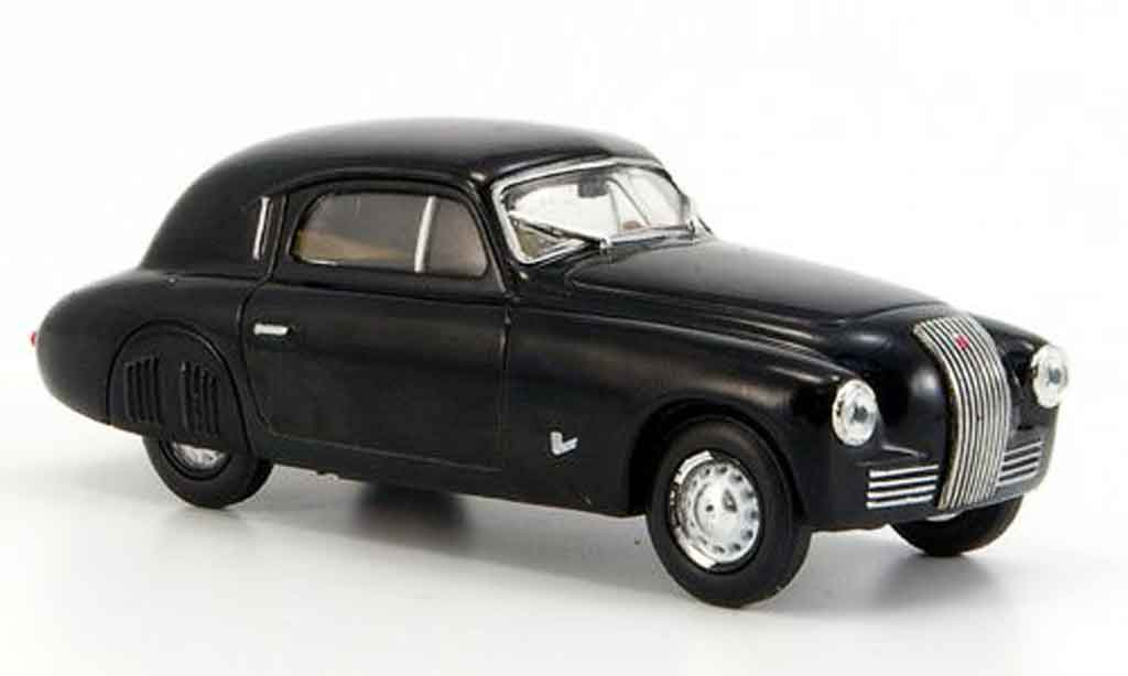 Fiat 1100 1948 1/43 Starline S black diecast model cars