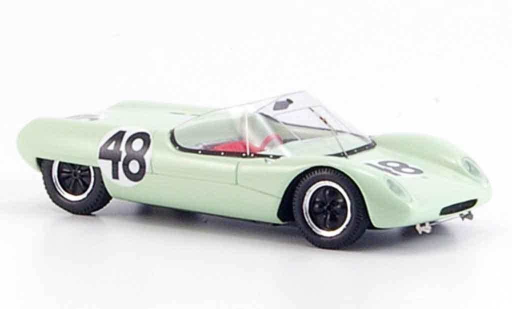 Lotus 23 1/43 Spark no.48 leston sy le mans 1962 modellautos