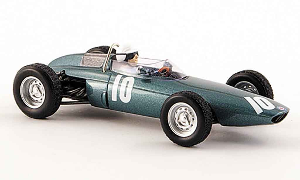 Brm P57 1/43 Spark No.10 Dritter GP Frankreich Ginther 1962 miniature