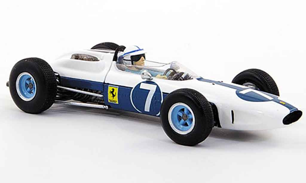 Ferrari 158 1964 1/43 Red Line no.7 zweiter gp mexiko weltmeister miniature