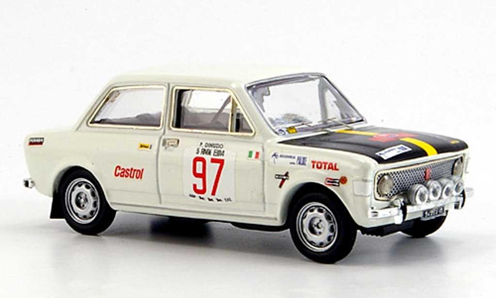 Fiat 128 1/43 Rio Rallye Elba Avenoso-Dinunzio 1972 miniature