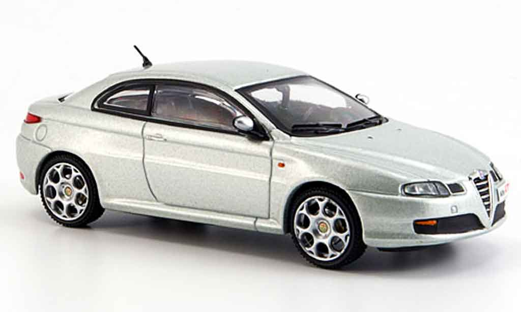 Alfa Romeo GT 1900 1/43 M4 jtdm black line gray metalliseegray 2007 diecast