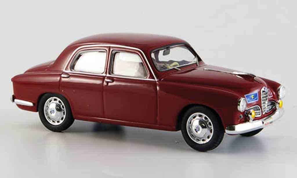 Alfa Romeo 1900 1/43 M4 super police 1950 diecast