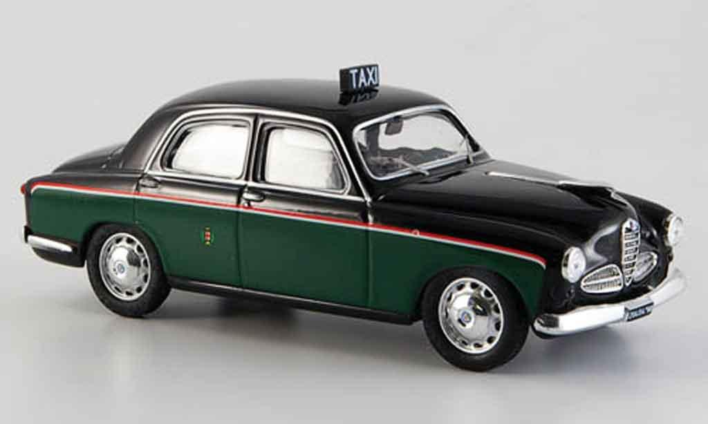 Alfa Romeo 1900 Ti 1/43 M4 berline super taxi mailand 1953 miniature