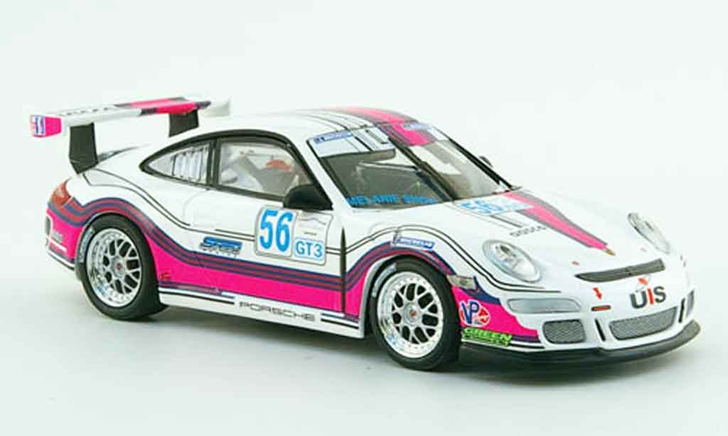 Porsche 997 GT3 CUP 1/43 Minichamps GT3 Cup 2008 Team Snow Racing Le Mans diecast model cars