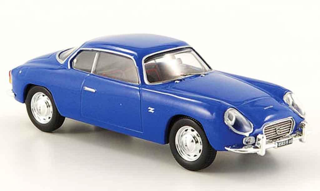 Lancia Appia 1/43 Norev gte zagato bleu 1961 miniature