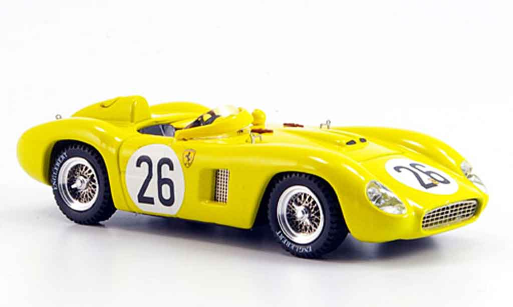 Ferrari 500 TR 1/43 Art Model 1000km parigi 1956 modellautos