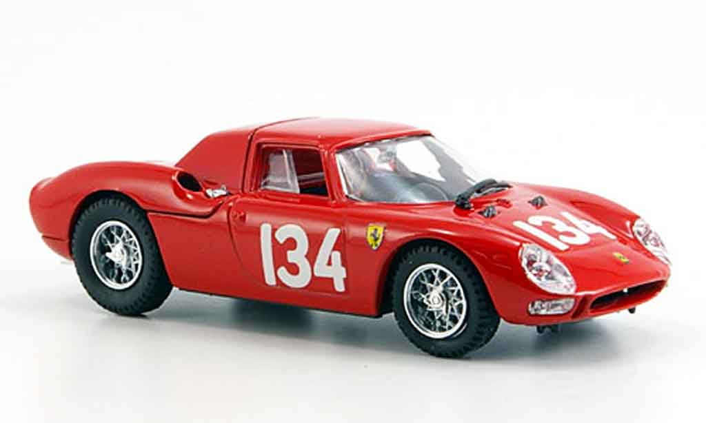 Ferrari 275 1964 1/43 Best mm nurburgring diecast model cars