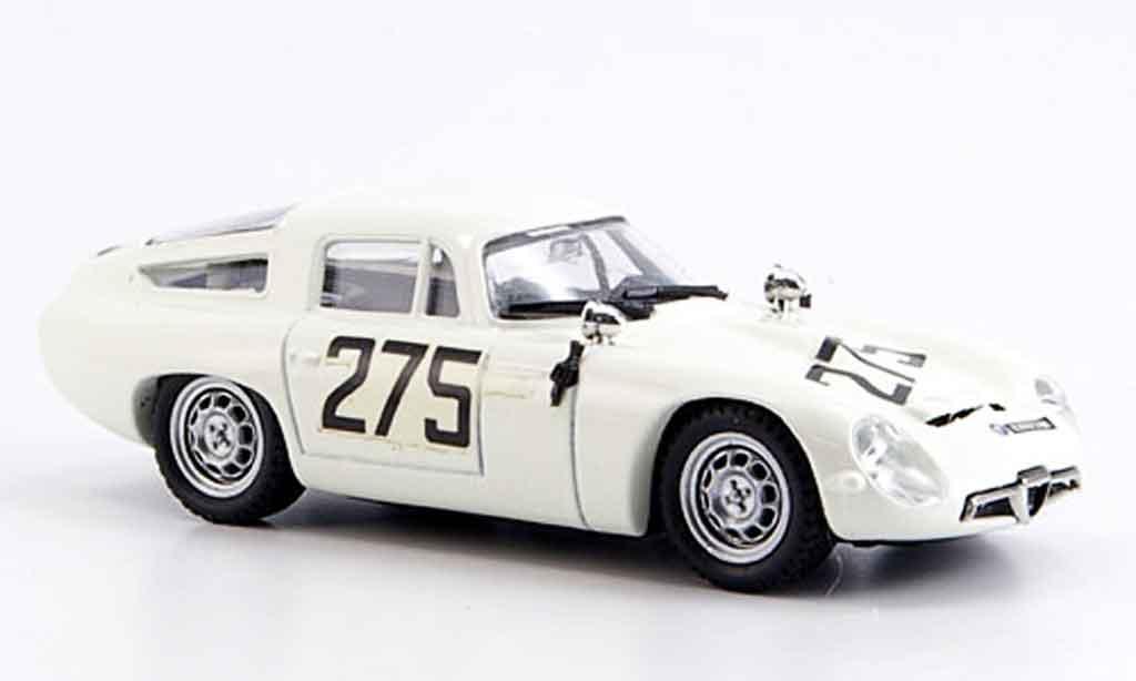Alfa Romeo TZ1 1/43 Best no.275 bandini monza 1963 miniature