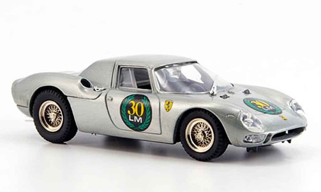 Ferrari 250 LM 1/43 Best 30. geburtstag miniature
