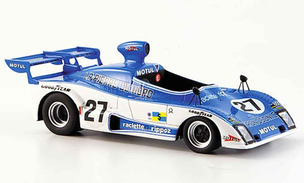 Lola T294 1/43 Bizarre No.27 Le Mans 1975 miniature