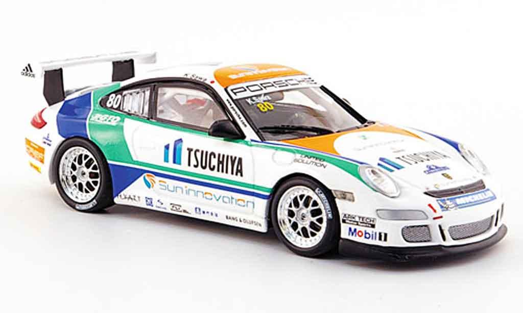 Porsche 997 GT3 Cup 2007 1/43 Minichamps Sawa miniature