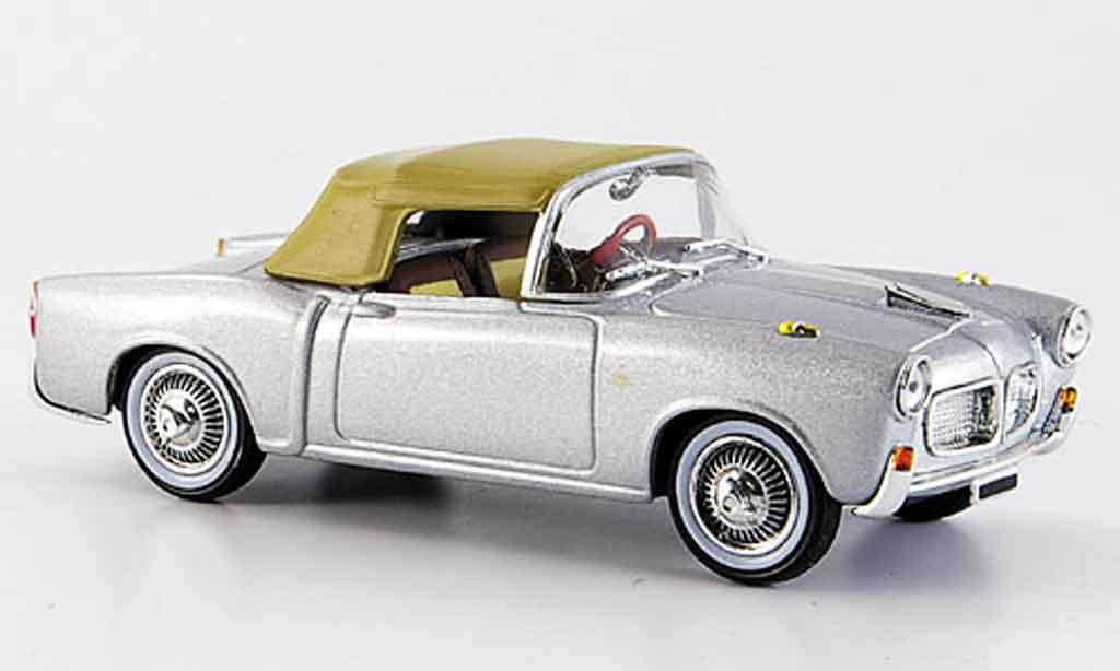 Fiat 1100 1959 1/43 Starline TV grise metallisee  miniature