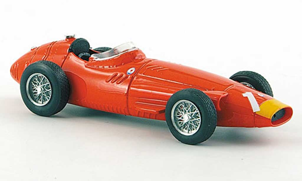 Maserati 250 1/43 Brumm F J.M. Fangio Formel 1-Weltmeister 1957 miniature