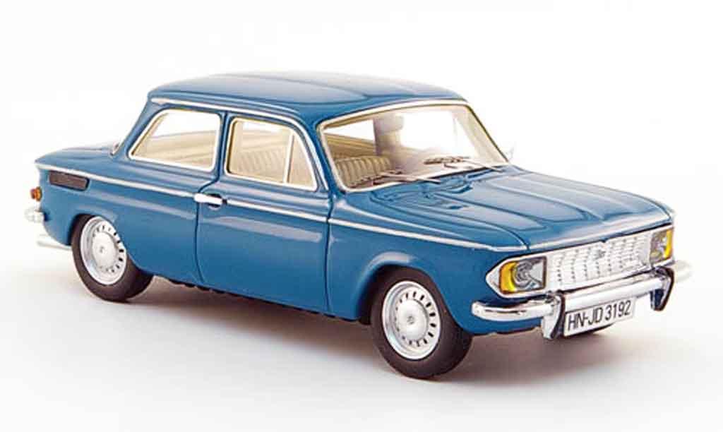 NSU 1200 C 1/43 Neo C grun bleu 1969 miniature