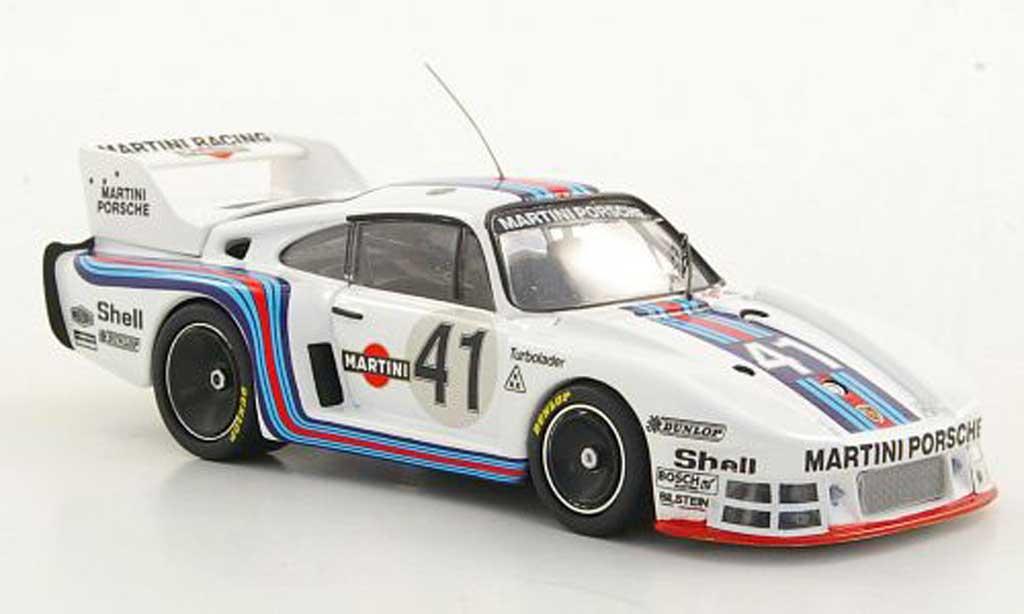 Porsche 935 1977 1/43 Trofeu 77 No.41 Martini R.Stommelen / M.Schurti 24h Le Mans diecast model cars