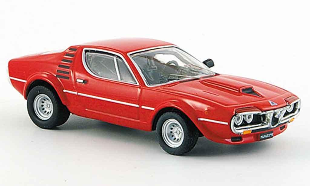 Alfa Romeo Montreal 1/43 M4 rennversion prasentation london 1973 miniature
