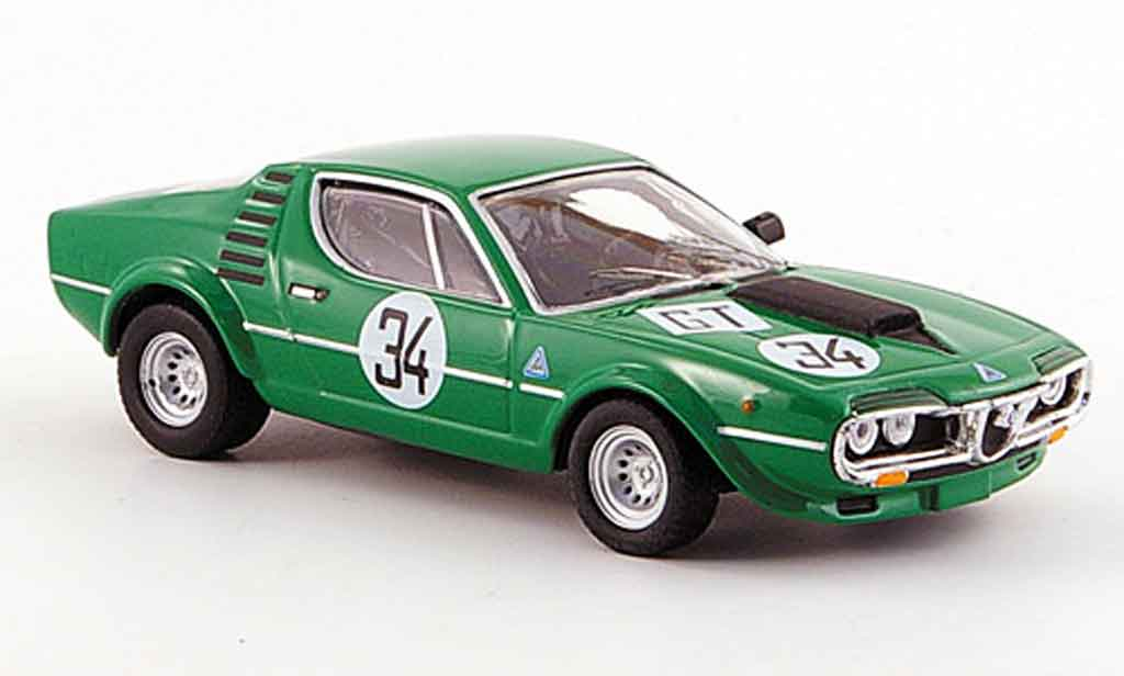Alfa Romeo Montreal 1/43 M4 no.34 gleich weizinger 6h nurburgring 1973 miniature