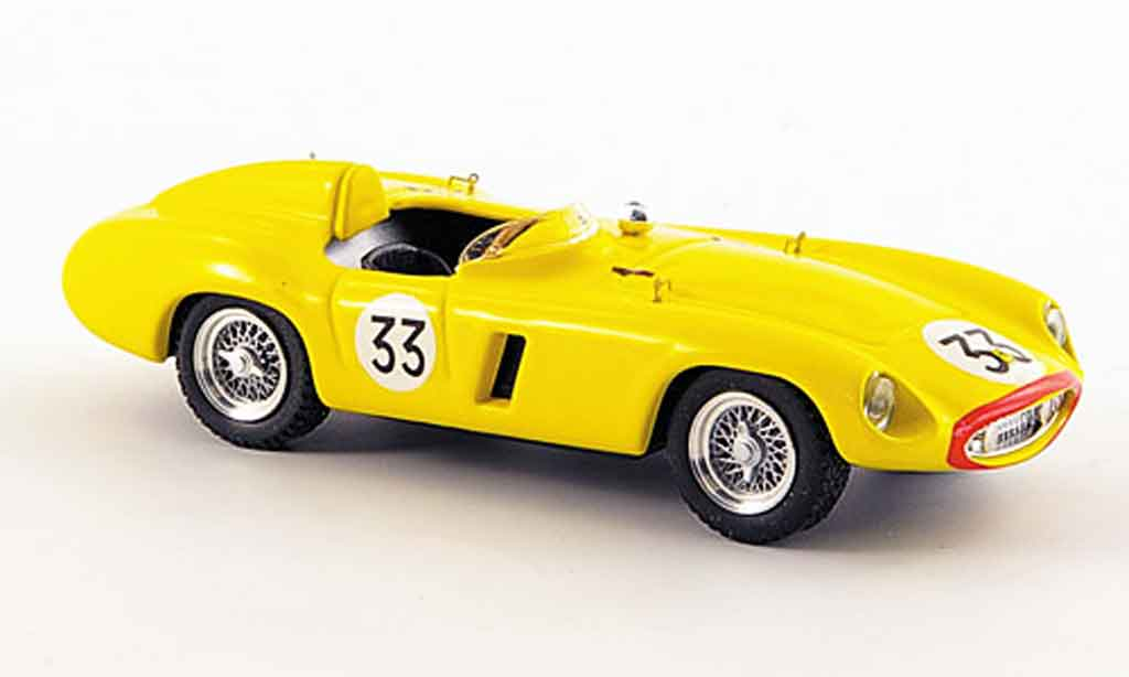 Ferrari 750 1/43 Best monza spyder no.33 j.swaters gp spa 1955 diecast model cars