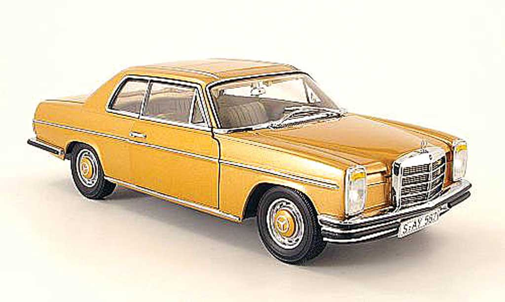 Mercedes 280 1968 1/18 Sun Star 8 coupe or diecast