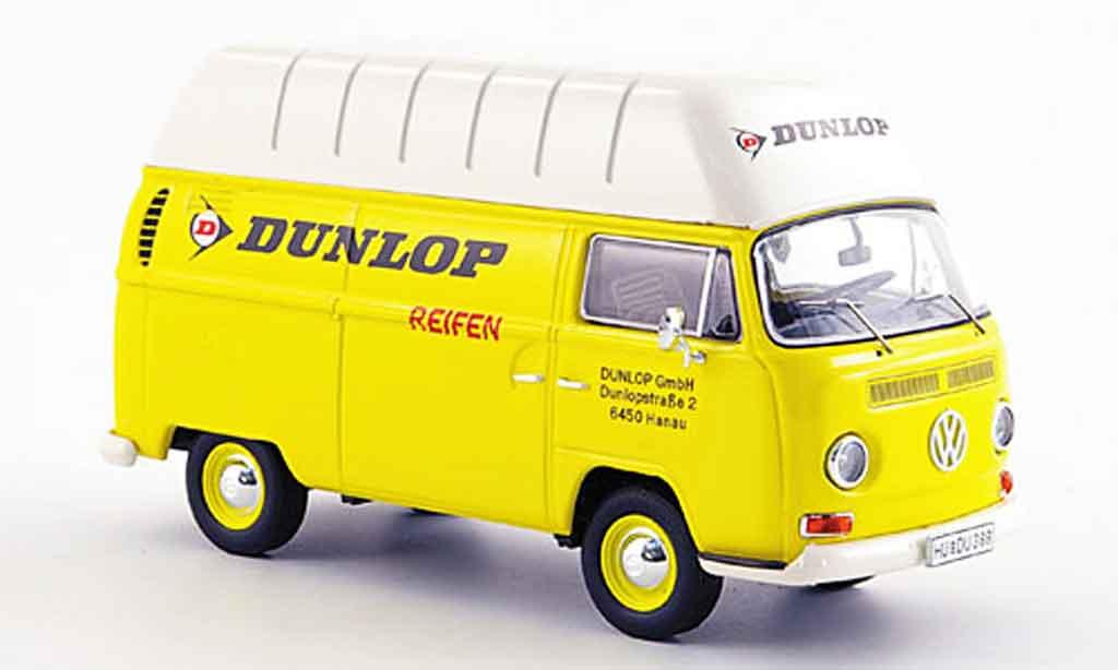 Volkswagen Combi 1/43 Premium Cls t 2 a dunlop hochraumkastenwagen miniatura