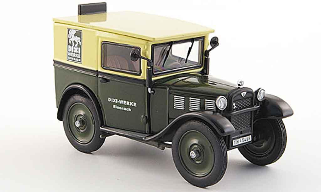 Bmw Dixi 1/43 Premium Cls Eillieferwagen Werke Eisenach miniature