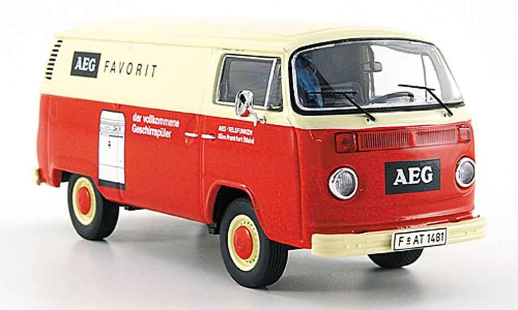 Volkswagen Combi 1/43 Premium Cls t 2 b kastenwagen aeg miniature