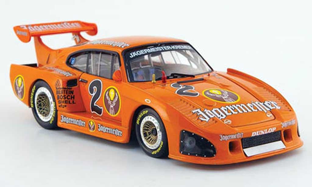 Porsche 935 1980 1/43 Fujimi K 3 No.2 Jagermeister DRM miniatura