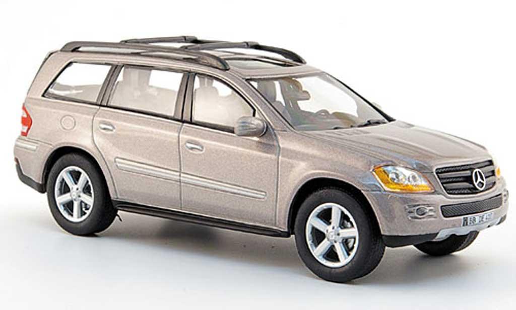 Mercedes Classe GLK 1/43 Solido (X164) grise 2007 miniature