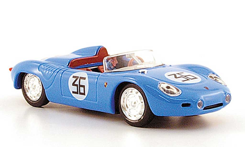 Porsche 718 1/43 Solido 1959 60 No. 36 miniature