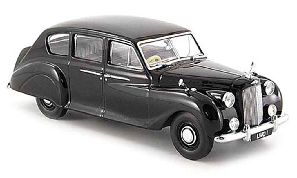 Austin Princess 1/43 Oxford noire miniature