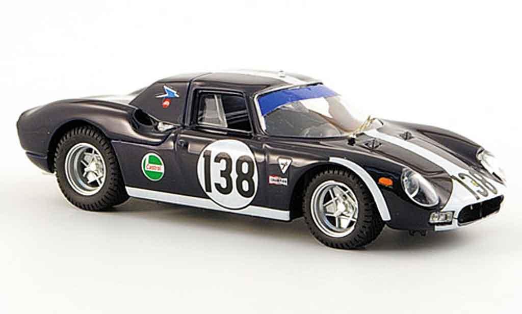 Ferrari 250 LM 1968 1/43 Best targa florio no.138 piper vesley miniature
