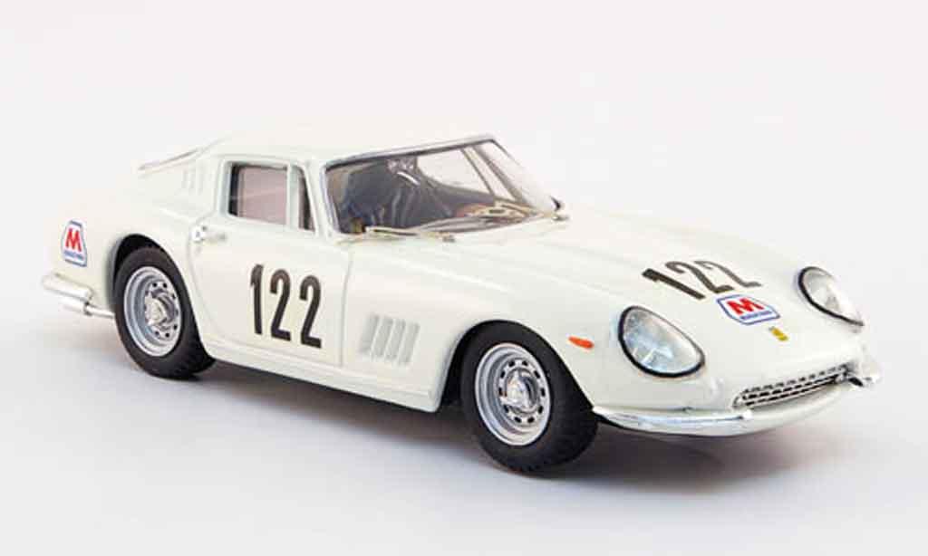 Ferrari 275 1967 1/43 Best GTB/4 no.122 starabba orlando targa florio miniature