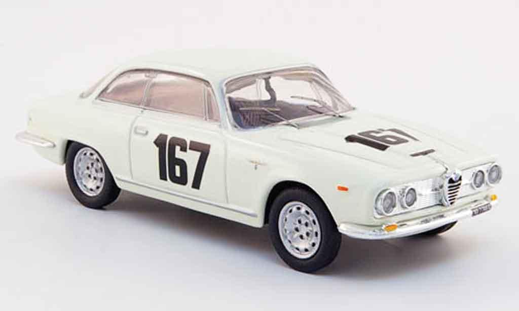 Alfa Romeo 2600 1/43 M4 sprint no.167 elio zagato monza 1963 diecast