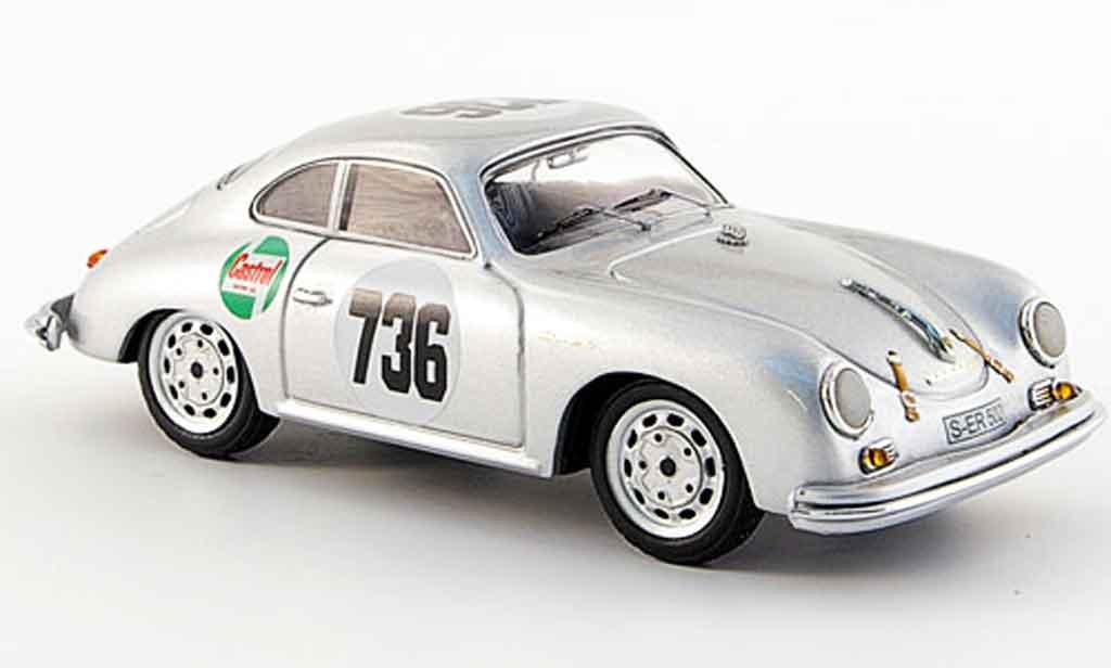 Porsche 356 1958 1/43 Schuco A Carrera No.736 Castrol Sieger Caracas miniature
