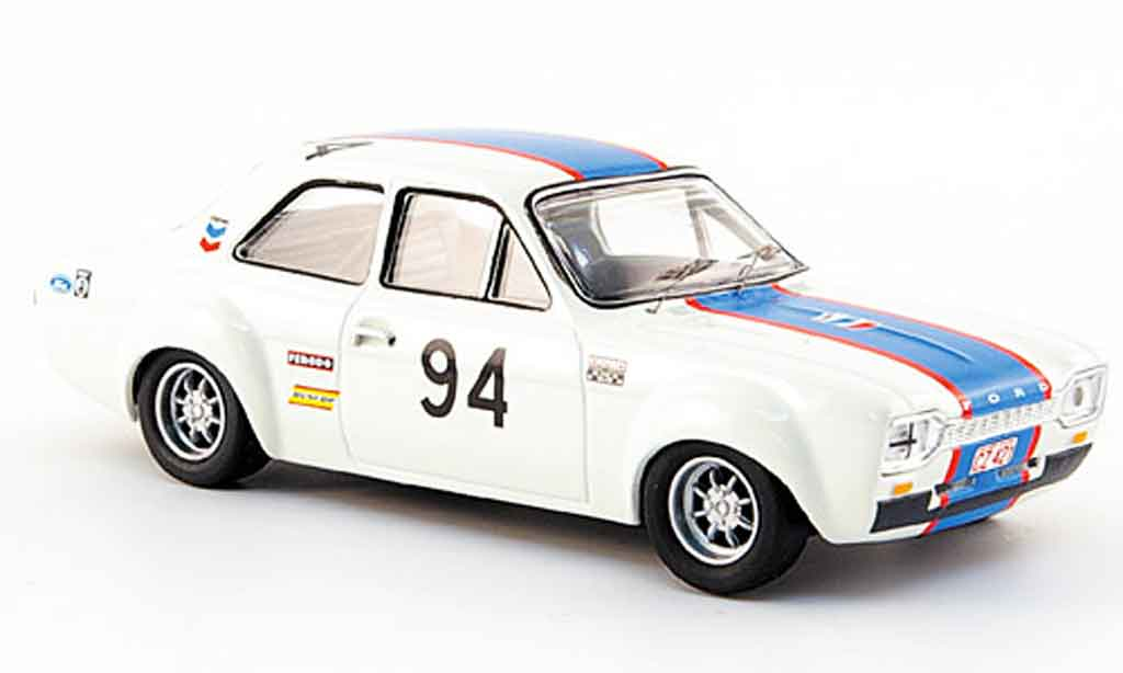 Ford Escort MK1 1/43 Trofeu No.94 J.Ickx Cups of Belgium 1969 miniature