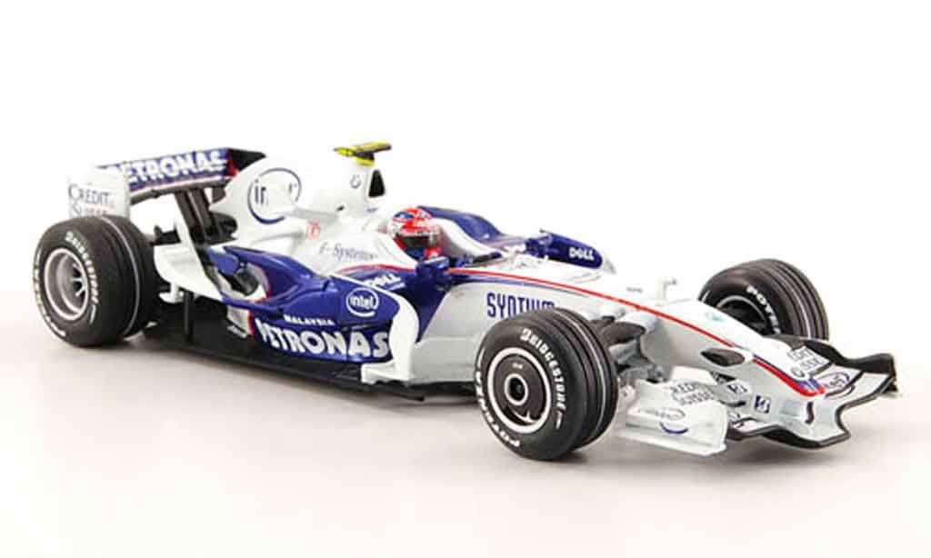 Bmw F1 2008 1/43 Minichamps Sauber .08 No.4 Sieger GP Kanada miniature