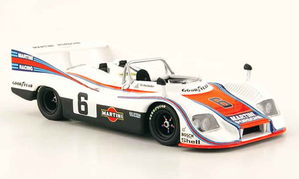 Porsche 936 1976 1/43 Minichamps 76 No.6 Martini Sieger 500 KM Dijon miniature
