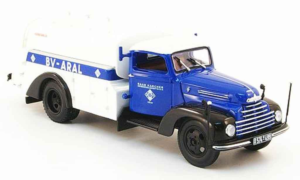 Ford FK 3500 1/43 Minichamps Tankwagen Aral 1951 miniature