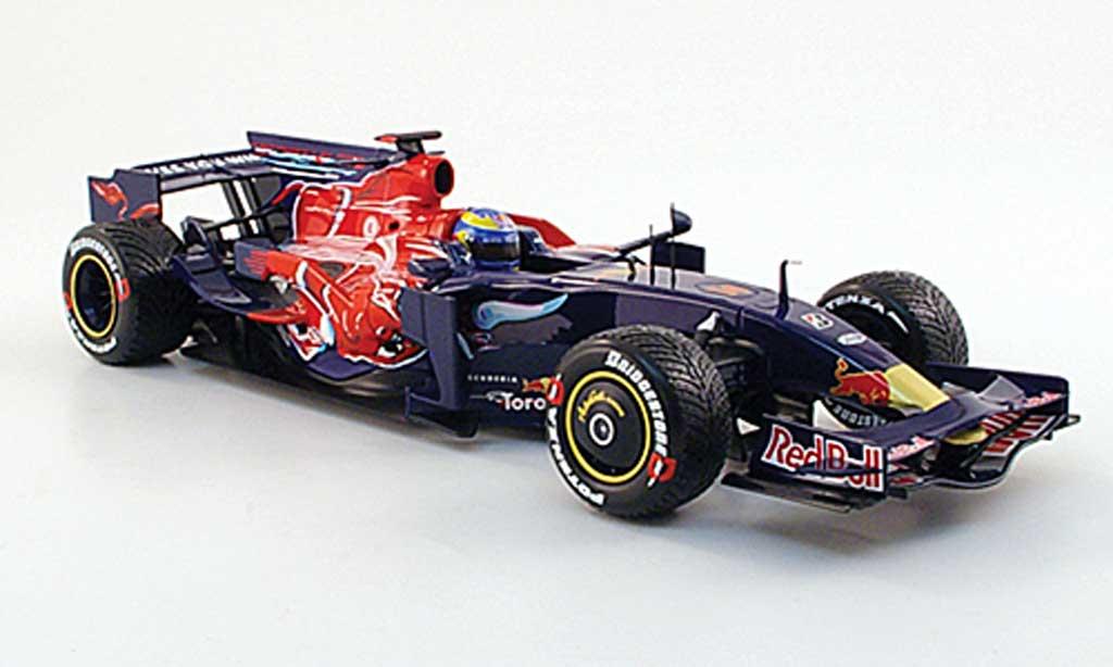 Toro Rosso STR3 1/18 Minichamps no.14 red bull f1 saison 2008 s.bourdais