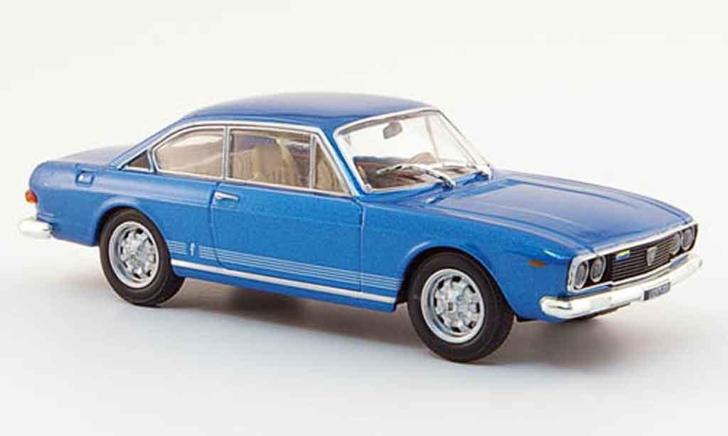 Lancia 2000 HF 1/43 Starline coupe hf bleu 1971 miniature