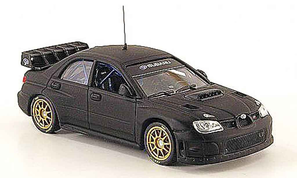 Subaru Impreza WRC 1/43 Vitesse 07 mattnegro miniatura