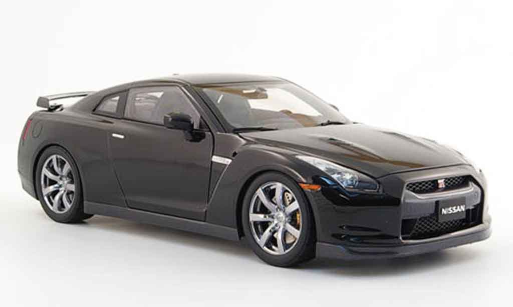 Nissan Skyline R35 1/18 Kyosho gt-r black premium edition diecast model cars