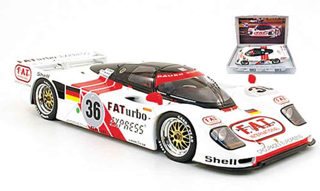 Porsche 962 1994 1/18 Spark dauer lm no.36 faturbo express 24h le mans miniature
