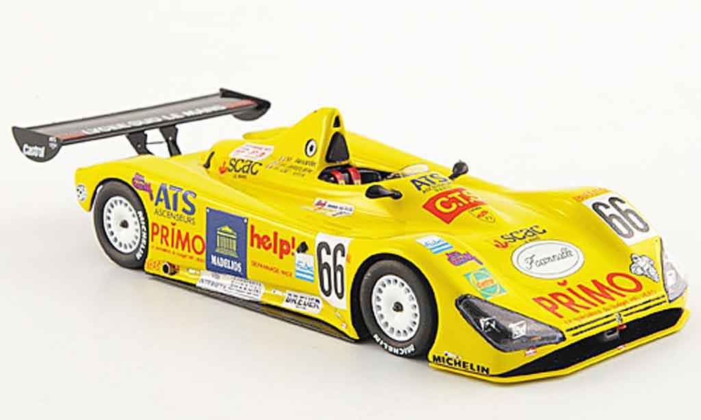 Peugeot 905 1992 1/43 Spark spider no.66 24h le mans
