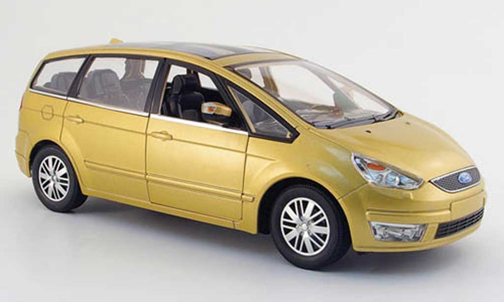 Ford Galaxy 1/18 Powco 2007 diecast model cars