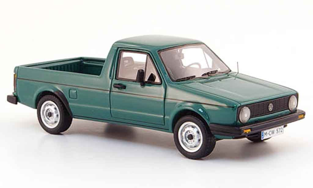 Volkswagen Caddy 1/43 Neo mk i grun edition liavecee 300 1980 diecast model cars